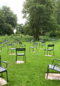 CompassieConcert o.l.v. Monique van Haasteren @ Monument Rozenoord, Amstelpark, Amsterdam
